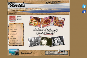 image of vinces italian restaurant